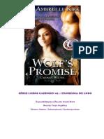 Série Lobos Caedmon 02 - Promessa de Lobo - Ak