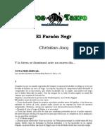 Jacq, Christian - El Faraon Negro
