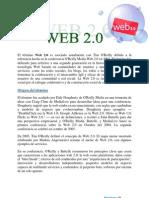 El término Web 2.0 Es Asociado Usualmente