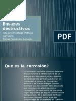 Ensayos Destructivos Tomas Fernandez