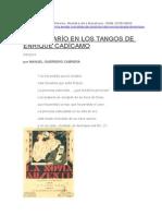 Guerrero Cabrera - Darío en Los Tangos de Cadícamo