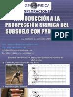 Prospeccion Sismica Pyroblast