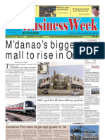 Business Week Mindanao 2nd Week January