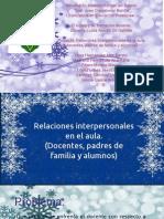 proyecto relaciones interpersonales