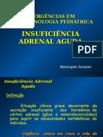 Insuficiencia Adrenal Neonato