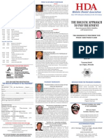 2015 HDA Meeting Brochure
