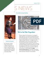 January ES Newsletter