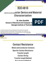 Lecture4ContactResistance slides tlm importante.pdf