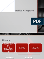 Satellite Navigation
