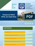Retiro Intel de Costa Rica