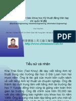 Vietnam 2.10:Tổ chức lớp viết báo khoa học Kỹ thuật đăng trên tạp chí quốc tế (5)
