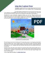 Global Warming Artikel
