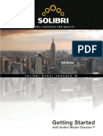 Solibri Model Checker Getting Started v9