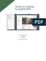 accessabilityprojectreflection