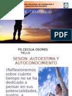 Taller 1 Dx Prs. Autoestima y Autoconocimiento