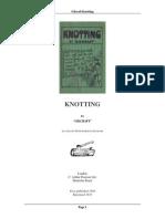 Gilcraft 7 Knotting