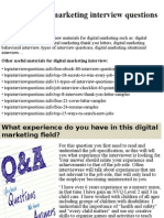 Top 10 digital marketing interview questions and answers.pptx