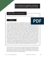 Intal 2007 Kugler y Lotti Remesas y Empleo en Centroamerica