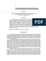 Determinan Deteksi Dan Konsekuensi Fraud Di Pasar Modal Sudut Pandang Teori Keagenan Dan Teori Ekspektasi Rasional Rita Yuliana