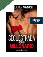 Lindsay Vance - Secuestrada Por Un Millonario 1-2-3