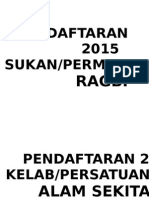 Label Pendaftran 2015
