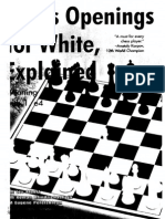 07 - Chess Openings for White Explained by Lev Alburt