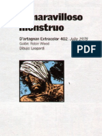 Nippur de Lagash 169 - E155 - El Maravilloso Monstruo [Woodiana]