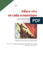 Alfaro Vive 103 años después de la hoguera bárbara