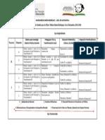 Plan de Estudios MMSR - Matemática