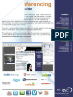 Web Conferening