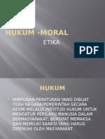 Hkm, Mrl & Etika