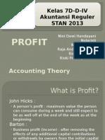 Chapter Profit