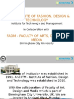 ITM Webinar PresentationID 2014