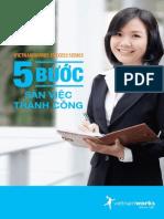 VietnamWorks Success_5 hjkBuoc San Viec_2014