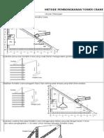Metode Kerja Pembongkaran TC Proyek LKPP