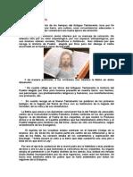 Biblia Que Jesús Conoció
