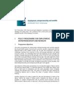 Finnish Govt Work Life Policy 07