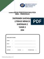 INSTRUMEN LITERASI MENULIS SARINGAN 2_TAHUN 3 2014.pdf