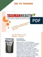 tasmanhealth Ppt 29 Jan 2015