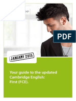 FCE 2015 Changes Guide