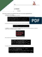 Envío de correo mediante telnet y lectura IMAP