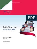 tekla 21.0 Release Notes 210 BETA Enu