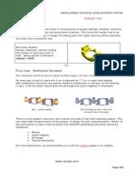 Bracket-Casting Design Tutorial by Using Simulation (1)