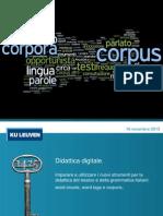 Didattica Digitale. Imparare a utilizzare i nuovi strumenti per la didattica del lessico e della grammatica italiani