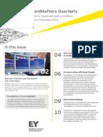 Board Matters Quarterly – Volume 3