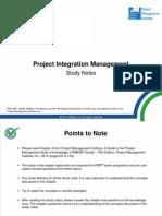 StudyGuidesPDF PMstudy Project Integration Management Integration Management