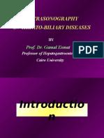 Abdominal US in Hepatobiliary Diseases