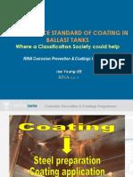 Standard Coating for BWT