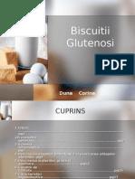 Biscuitii Glutenosi