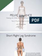 Doug Keller - Pelvic Balance Slides - Part Two